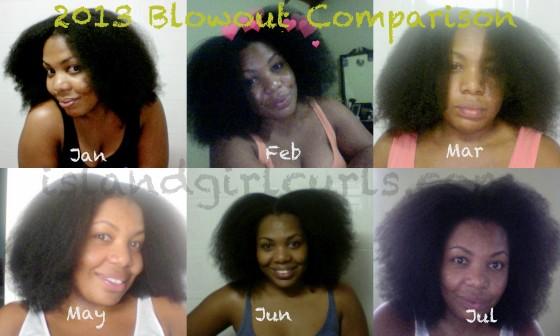 2013 blowout comparison